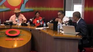 F. Javier comenta Protesta en Bayacanes, La Vega contra explotación de mina que cerró Medio Ambien