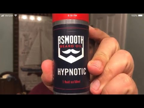 BSmooth Beard Oil Review