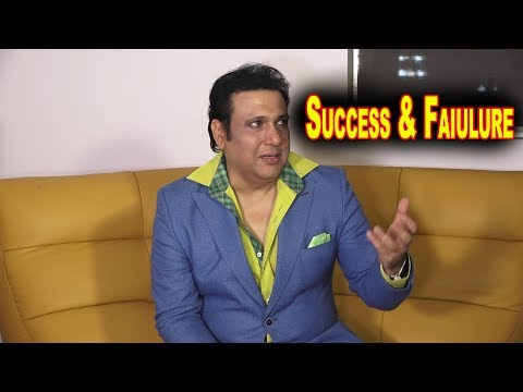 Govinda Talks About Ups & Down In his Filmy carrier