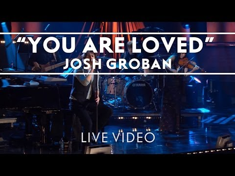 Josh Groban - You Are Loved (Don't Give Up) [Live]