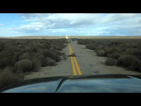 Thousands of Tumbleweeds Take Over Idaho Road