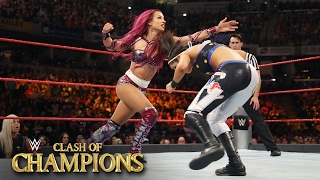 Nonton  Wweclash 2016     Full Match     Charlotte Vs Sasha Banks   Bayley     Wwe Clash Of Champions 2016 Film Subtitle Indonesia Streaming Movie Download