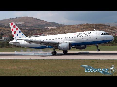 Split Airport SPU/LDSP - Half Hour of Plane Spotting - Episode 9