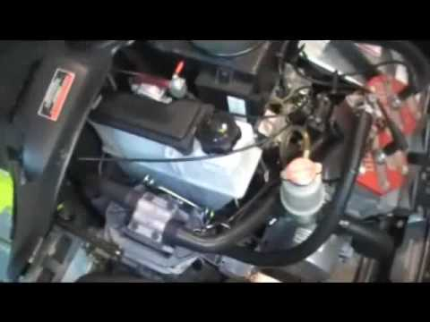Arctic Cat Zl  Troubleshooting