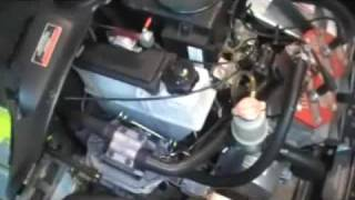 8. How to adjust your Polaris Snowmobiles TPS.