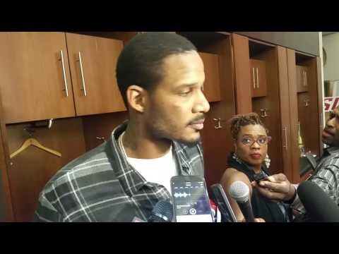 Trevor Ariza on Rockets last-second win over Nuggets