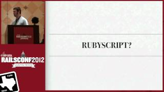CoffeeScript For The Rubyist By Mark Bates