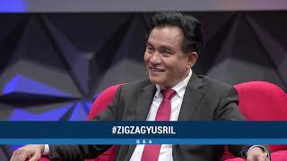 Video Q&A: ZIGZAG YUSRIL (YUSRIL IHZA MAHENDRA) (3/6) MP3, 3GP, MP4, WEBM, AVI, FLV Maret 2019