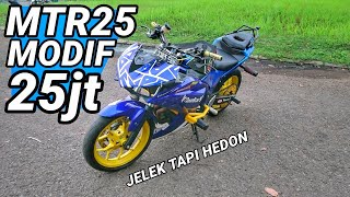Video JELEK TAPI HEDON | MT25 JADI R25 = MTR25 REVIEW MP3, 3GP, MP4, WEBM, AVI, FLV Januari 2019