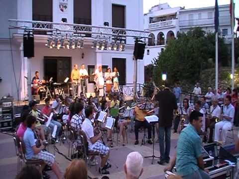 Alumnos de Viento y Percusión - El sitio de Zaragoza