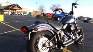 10. 2009 Harley-Davidson CROSSBONES FLSTSB