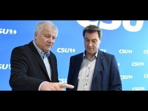 CSU erklärt AfD zum Hauptfeind Bayerns:
