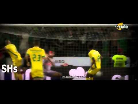 سليمانى - هدفى سليمانى فى مرمى بينافيل ~ مباراة سبورتنج لشبونه وبينافيل 4-0 الدورى البرتغالى 2014/2015 HD.