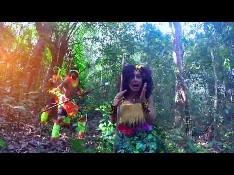 Pearle Maaney D4 Dance Roar Spoof Music Video Performance