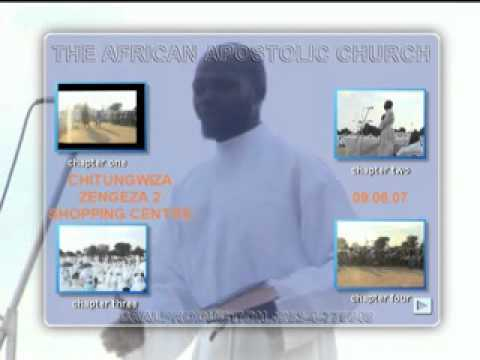 paul mwazha - The African Apostolic Church at Chitungwiza in 2007, Sabbath holy convocation. The Teaching, persuades the leaders to pay reverence to the Almighty God and s...