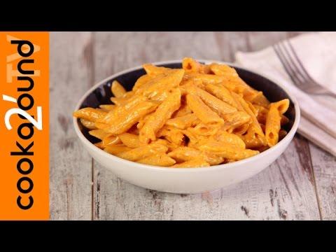 pasta con crema di peperoni - ricetta
