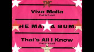 From 1968 is this big hit produced by Freddie Portelli 'Viva Malta' by The Malta Bums.