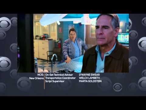 NCIS: New Orleans 1.17 (Preview)
