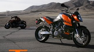 4. 2007 KTM 990 Superduke Review - MotoUSA