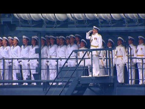 Περάλαση για την «Ημέρα του Ναυτικού»