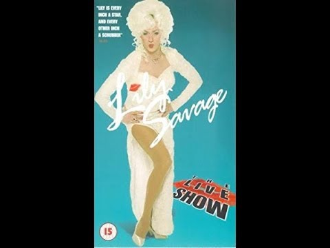 1997 Lily Savage The Live Show (Complete DVD)