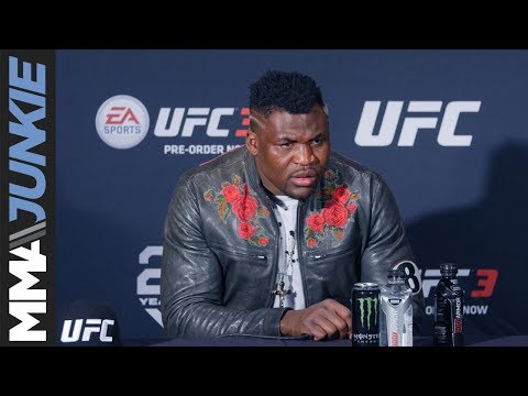 UFC 220: Francis Ngannou full post-fight interview