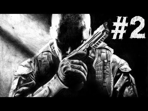 Call of Duty Black Ops 2 Gameplay Walkthrough Part 2 – Campaign Mission 2 – Celerium (BO2)