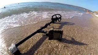 Подводный поиск в море с Makro Multi Kruzer