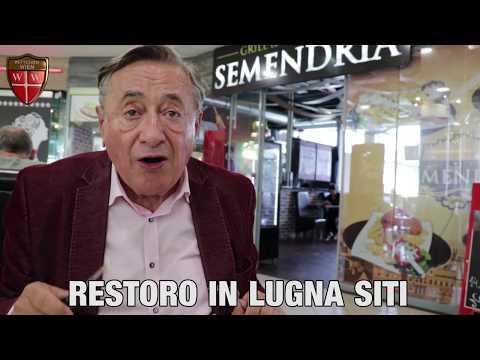 Richard Lugner - Cevapcici Wettessen Lugner City Einladung