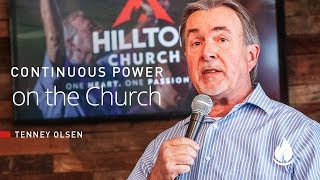 Continuous Power on the Church