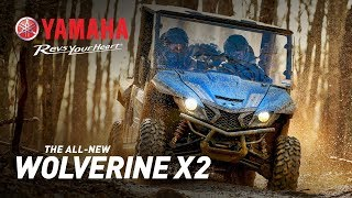 10. The All-New 2019 Yamaha Wolverine X2