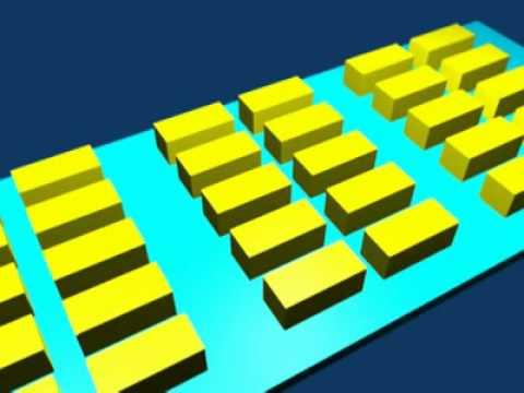 Numerical simulation of attosecond nanoplasmonic streaking
