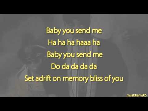 PM Dawn Set Adrift On Memory Bliss lyrics
