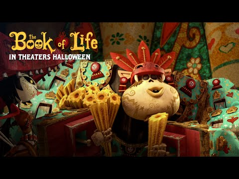 The Book of Life (TV Spot 'Churros Churros')
