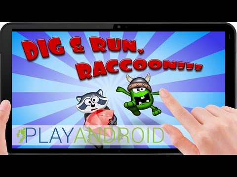 Video of Dig And Run Raccoon! Free