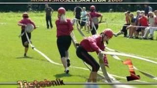 MSL 2008 - SDH Jistebník ženy - 1. místo
