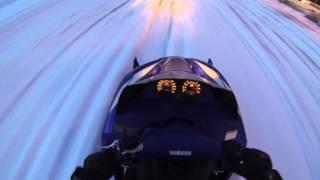 6. 2000 Yamaha SRX 700cc Snowmobile