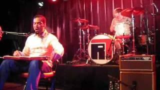 Ben Harper & Relentless7:  Shimmer & Shine (Boston, MA) Paradise Rock Club 5.10.2009