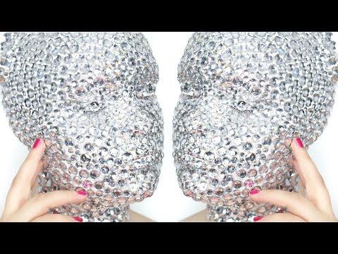 Rhinestone Head Tutorial - Brianna Fox