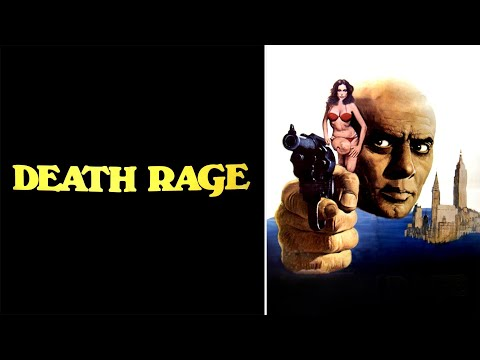 DEATH RAGE | 1976 | Yul Brynner | Mob | Action | Full Movie