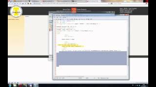 Установка joomla 2.5 и установка своего шаблона