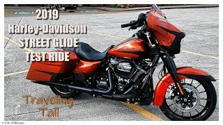 8. 2019 Harley Davidson Street Glide Special 114 first impression.