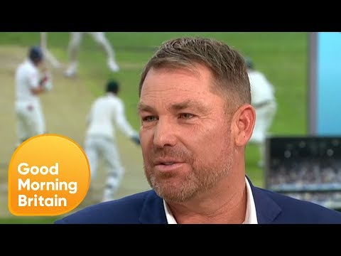 Shane Warne On His Love For Liz Hurley And Mental Health | Good Morning Britain