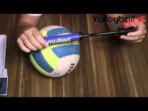 Produkttest Molten Ballpumpe DHP21