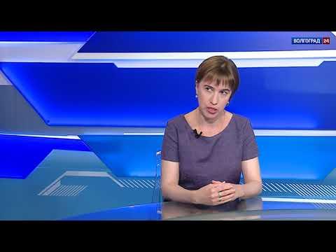 """Анна Панина, главный внештатный аллерголог-иммунолог Волгоградской области, главный врач ГУЗ """"Консультативно-диагностическая поликлиника № 2"""""""