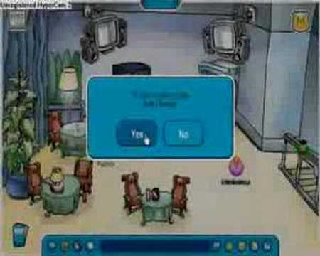 Club Penguin secrets and glitches