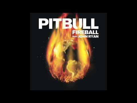 Pitbull- Fireball ( Audio ) ft. John ryan