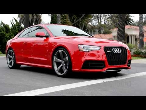 2014 RS5 Coupe Hands On – Gadget Review