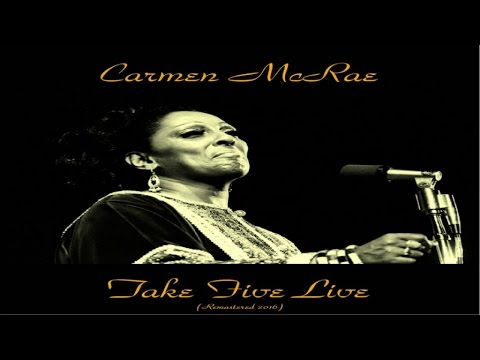 Carmen McRae with Dave Brubeck – Take Five Live