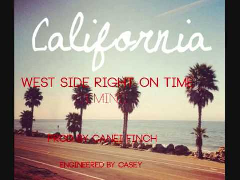 GEMINII -  west side right on time ( PROD BY CANEI FINCH )